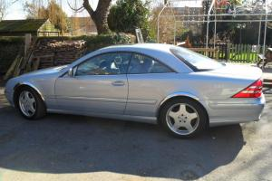 IMMACULATE MERCEDES CL COUPE
