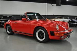 Exceptional Carrera Cabriolet with excellent run and drive FULL RECORDS