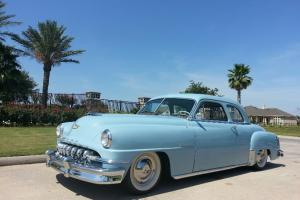 1952 DeSoto S 15 Coupe Custom - Numbers Matching