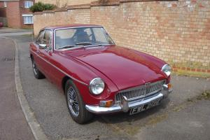 MGB GT 1967 Free of Road Tax