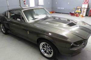 1968 Mustang Fastback Eleanor ! Rare J code. PS, Disc Brakes, awesome car