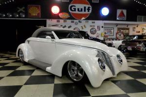 1939 Ford Coast To Coast Conv.Coupe 37-34 Delivery Loaded Financing Trades