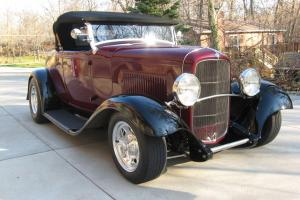 1932 Ford Roadster - All Steel Turn Key - Pristine condition everywhere