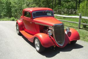 1934 Ford street hot rod 350 TPI