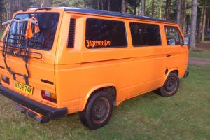 Retro/Vintage Aircooled VW Transporter T25 Camper/Day van 1981 not T4/T5