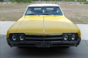 Oldsmobile Cutlass Convertible 1966 in Western District, VIC
