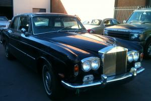 Rolls Royce Corniche 1973  Photo