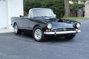 1965 Sunbeam Tiger (STOA Certified)  RESERVE LOWERED