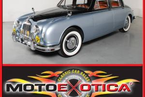 1958 JAGUAR MK 1-STUNNING RESTORATION-UPGRADED 4.2L JAGUAR MOTOR-RARE TOOL KIT!! Photo