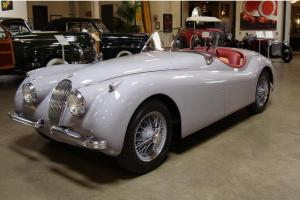 1953 Jaguar XK120 SE OTS California Car JCNA scored