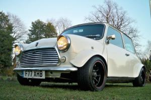 Mini 1330cc, 266 mild road cam, Swiftune electronic distributor very nippy car