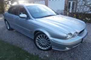JAGUAR X-TYPE 2.5 V6 SPORT 4D AUTO 195 BHP DEMO 1 OWN  Photo