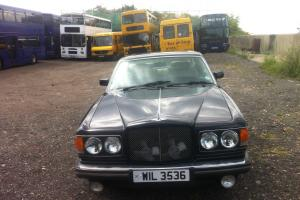 BENTLEY TURBO R, NEW RESPRAY,( BEST LOOKING 1986 BENTLEY IN UK PROVE ME WRONG )  Photo