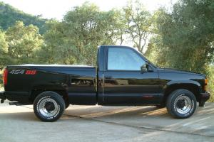 1990 Chevrolet 454ss Pick up  for Sale