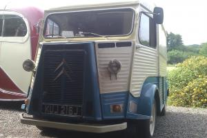 CITROEN HY VAN 1972 UK REGISTERED TAX EXEMPT