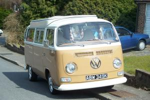 1972 VOLKSWAGEN BROWN/WHITE