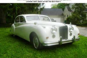 1954 JAGUAR MK VII (7) SALOON - 21,078 Miles Photo
