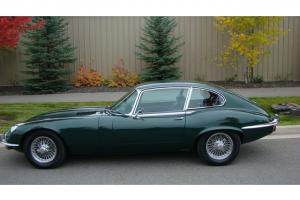 1971 Jaguar XKE.  Fuel Injected 5 Speed.  Must See!