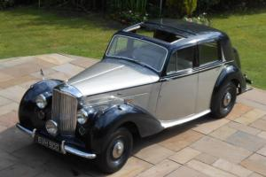 1950 BENTLEY MkVI Sports Saloon