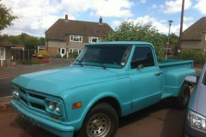 1968 GMC/Chevrolet Pickup truck