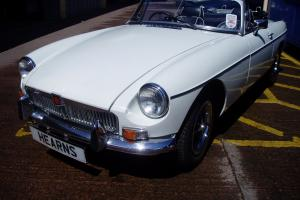 MGB ROADSTER MGB ROADSTER MG SALES  Photo
