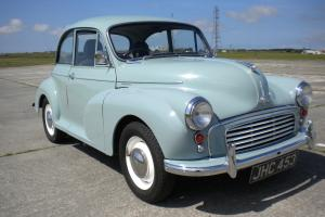 Morris Minor 1961 1275cc Engine 5 speed  Photo