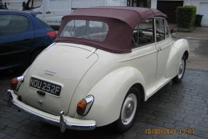 1968 ORIGINAL MORRIS MINOR CONVERTIBLE