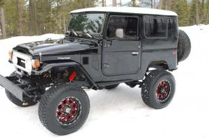 Custom 1978 Toyota Landcruiser 350 Lifted KILLER