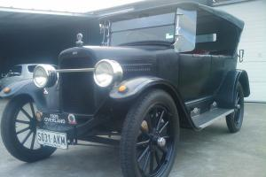 1925 Willy