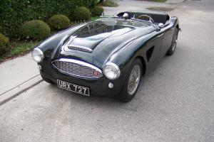 1960 AUSTIN HEALEY 3000 LEMANS PERFORMANCE Photo