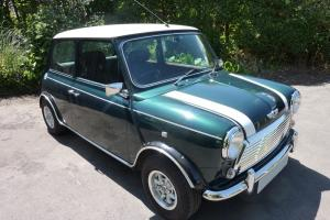 ROVER MINI COOPER powered by Yamaha R1 superbike engine (bike engined kit car)  Photo