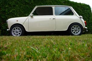 1992 ROVER MINI MAYFAIR CREAM