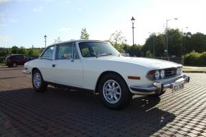 1974 Triumph Stag Mk2 Manual with Overdrive  Photo