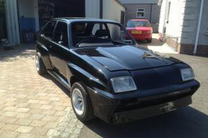 VAUXHALL CHEVETTE 2.6 SUPERCHARGER (MODEFIED HSR)