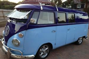 VW SPLITSCREEN 1967 RHD