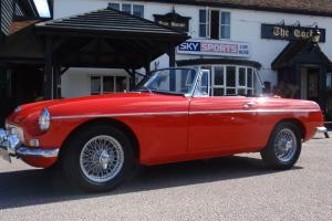 MGB Roadster 1964 STUNNING  Photo