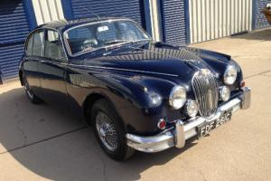 Jaguar Mk2 3.4  Photo