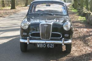 Wolseley 1500, 1960 Classic Car, Black, superb condition  Photo