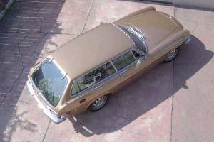Volvo 1800ES sport wagon, California car w/ upgrades (see text)