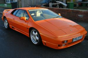 lotus esprit 2.2 turbo  Photo