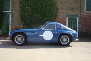 EXTREMLEY RARE 1968 TVR VIXEN S1 SHORT WHEEL BASE - GRANTURA BODY LOTUS STYLE