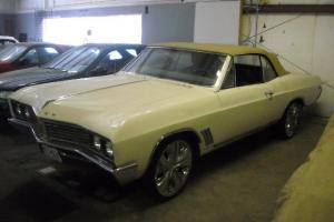 buick skylark 2dr convertible top 67