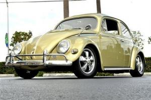 ONE OF A KIND 1957 VOLKSWAGEN