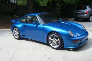 1977 Porsche 911 S Coupe 2-Door 3.0L  Turbo 930 look