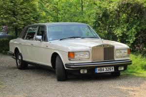 1982 ROLLS ROYCE Silver Spur LWB VERY LOW MILEAGE
