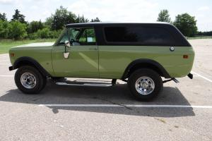 Very Nice 1976 International Scout II