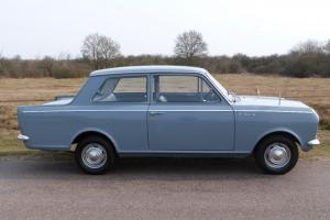 1963 VAUXHALL VIVA HA DELUXE 1057cc. VIRTUALLY CONCOURSE