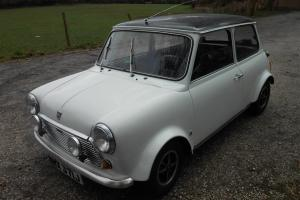 1971 mini cooper s mk3 1275, one owner from new, dry stored for many years