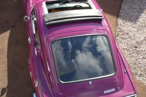 1973 Triumph GT6 Mk3 with Webasto sunroof