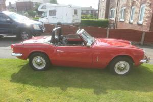 TRIUMPH SPITFIRE MARK III  Photo